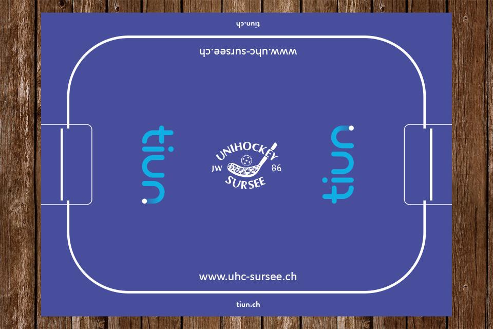 tiun-Produkt: Spiel komplett; UHC Sursee